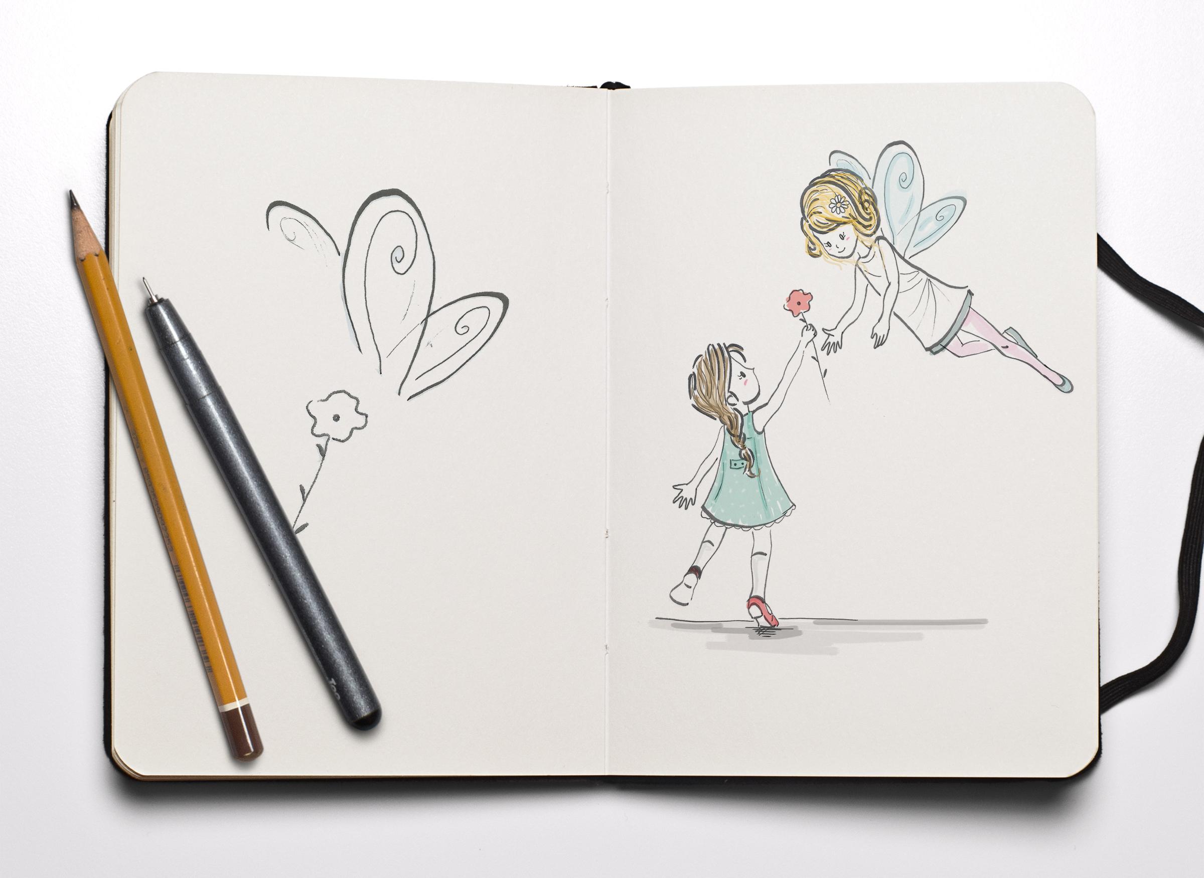 Il·lustració postal