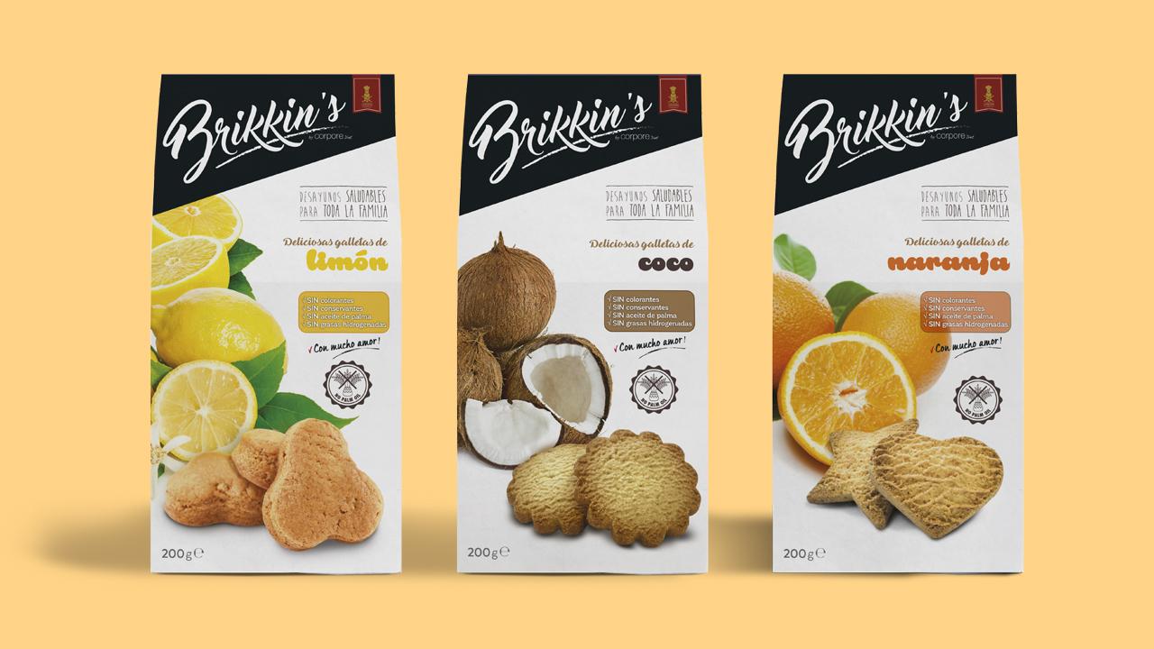 Brikkin's Gama de galetes